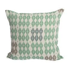Cushion Cover Square 50 Frosty Green