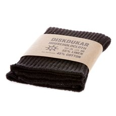 Iris Hantverk Household Cloth Black