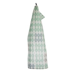 Towel Square 50 Frosty Green