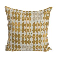Iris Hantverk Cushion Cover Square 50 Sauterne
