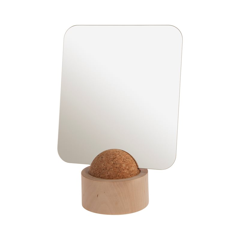 ... Mirror On Stand Makeup Mirrors Stand Magnifying Table ...