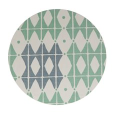 Trivet Square 50 Frosty Green