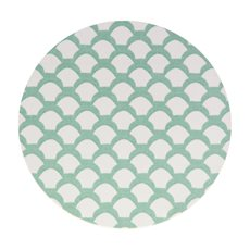 Trivet Saras Roof Frosty Green