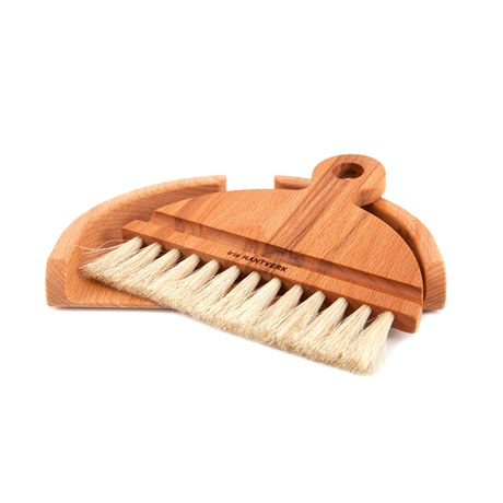 Iris Hantverk Set Of Table Brush 03