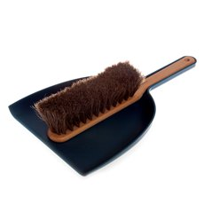 Dustpan & Brush Set Blå