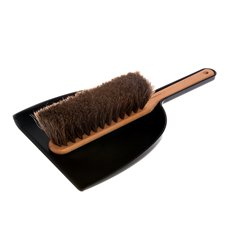 Dustpan & Brush Set Black